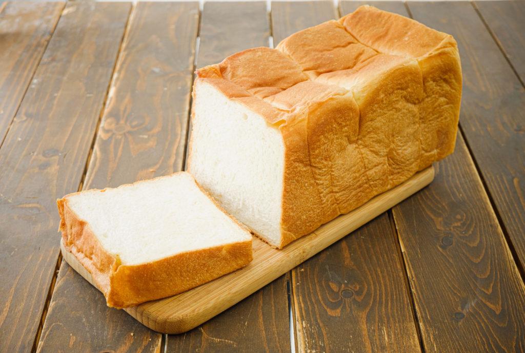 ゆめちから もちもち生食パン 2斤<br> [小麦・乳]