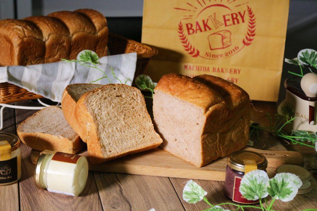 焙煎全粒粉生食パン1.5斤<br> [小麦・乳]